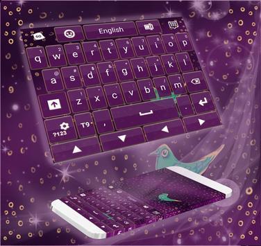 Keyboard Purple screenshot 3