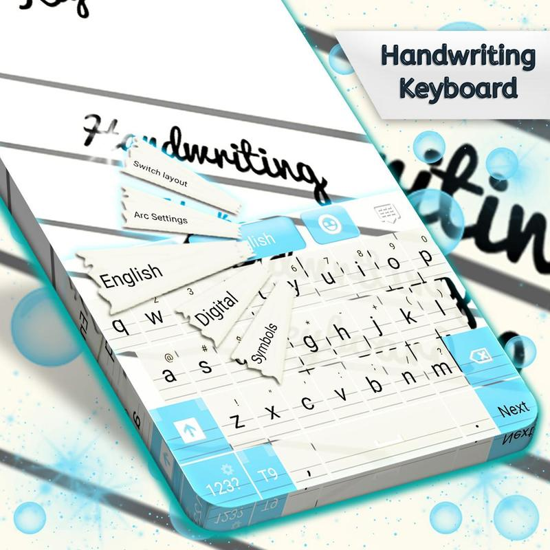 handwriting keyboard apk download free personalization app for android