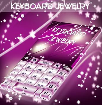 Jewelry Keyboard apk screenshot