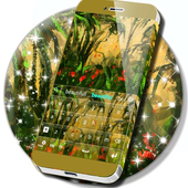 Tropical Theme for Keyboard icon