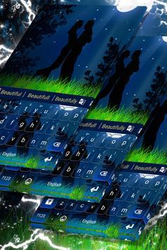 Secret Love Keyboard poster