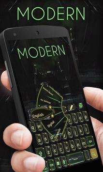 Modern GO Keyboard Theme Emoji apk screenshot