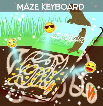 Maze Keyboard apk screenshot
