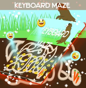 Maze Keyboard apk screenshot