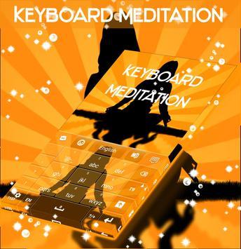 Meditation Keyboard apk screenshot