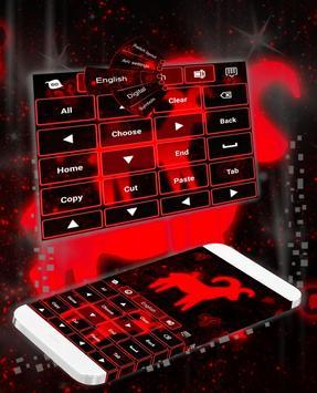 Neon Aries Keyboard apk screenshot
