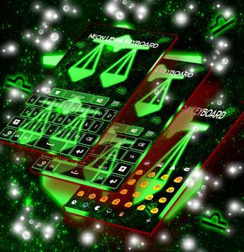 Neon Libra Keyboard screenshot 2