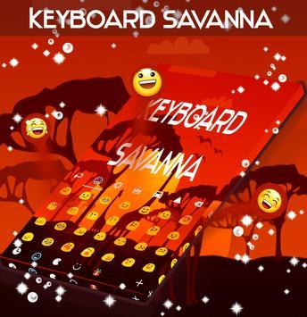 Savanna Keyboard apk screenshot