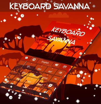 Savanna Keyboard screenshot 3