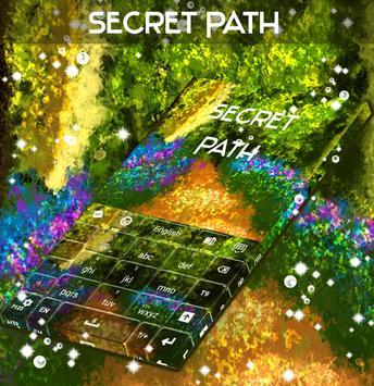 Secret Path Keyboard apk screenshot