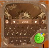 Steam Punk GO Keyboard Theme icon