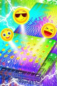 Magical Colors Keyboard Theme apk screenshot