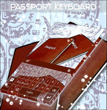 Passport Keyboard apk screenshot