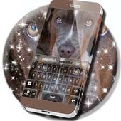 Pitbull Keyboard Theme icon