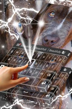 Pitbull Keyboard Theme apk screenshot