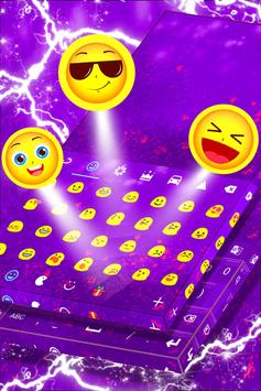 Pink Purple Keyboard screenshot 4