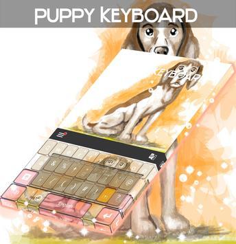 Puppy Keyboard poster
