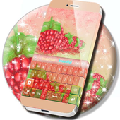 Raspberry Keyboard icon