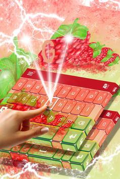 Raspberry Keyboard apk screenshot