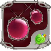 Red Stones GO Keyboard Theme icon