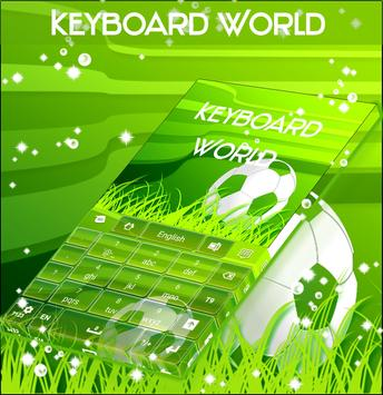 Soccer Keyboard Theme apk screenshot