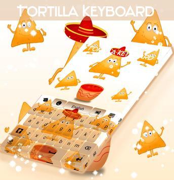 Tortilla Keyboard apk screenshot