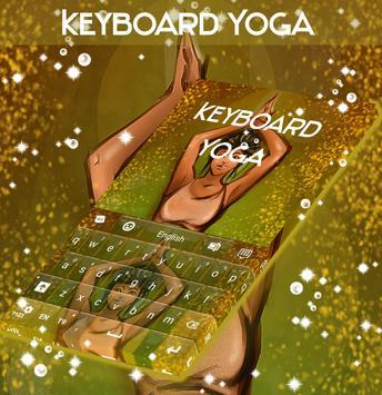 Yoga Keyboard poster
