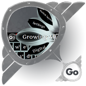 Growing Mistery GO Keyboard icon
