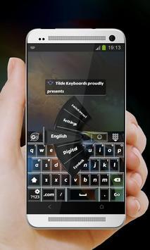 Energy GO Keyboard screenshot 1