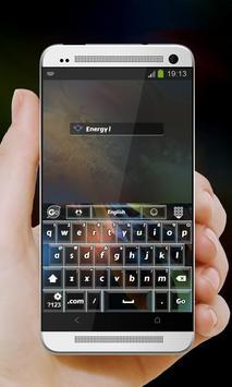 Energy GO Keyboard screenshot 3