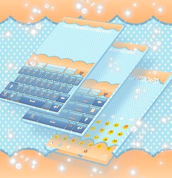 Cute Design Keyboard screenshot 2