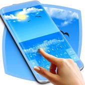 Blue Sky Theme icon