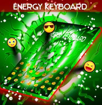 Energy Keyboard screenshot 1