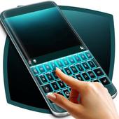 Neon Keys Theme for Keyboard icon
