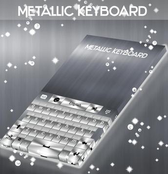 Metallic Keyboard screenshot 3