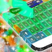 Colors Keyboard Theme icon