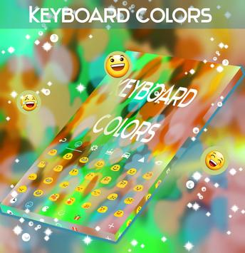 Colors Keyboard Theme screenshot 2