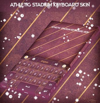 Athletic Stadium Keyboard Skin screenshot 3