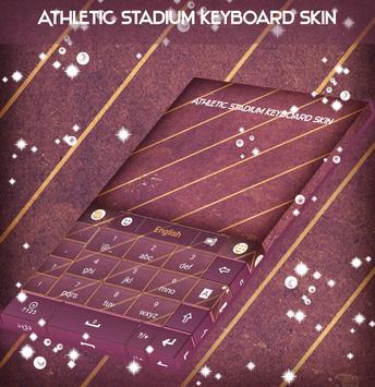 Athletic Stadium Keyboard Skin screenshot 4