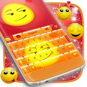 Naughty Emoji Keyboard Theme icon