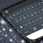 Simple Steel Keyboard Theme icon