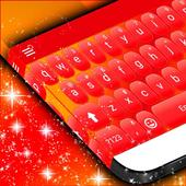 Round Keyboard icon