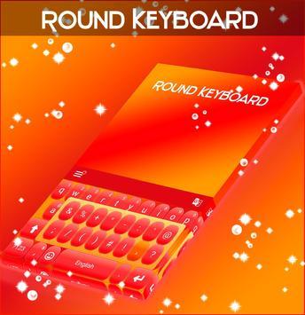 Round Keyboard poster