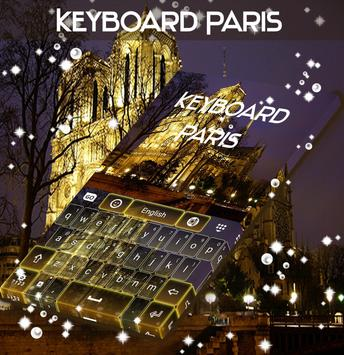 Paris Keyboard screenshot 1