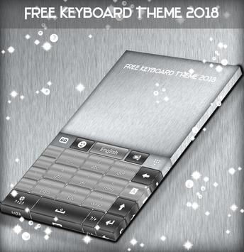 Free Keyboard Theme 2018 apk screenshot