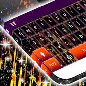 Watercolor Keyboard icon