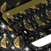 Yellow Keypad Theme-icoon