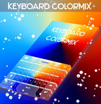 ColorMIX Keyboard poster
