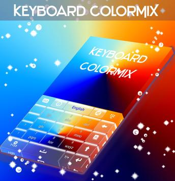 ColorMIX Keyboard screenshot 2