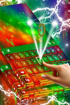 Multicolor Keyboard apk screenshot